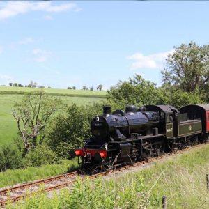 The Pignes train